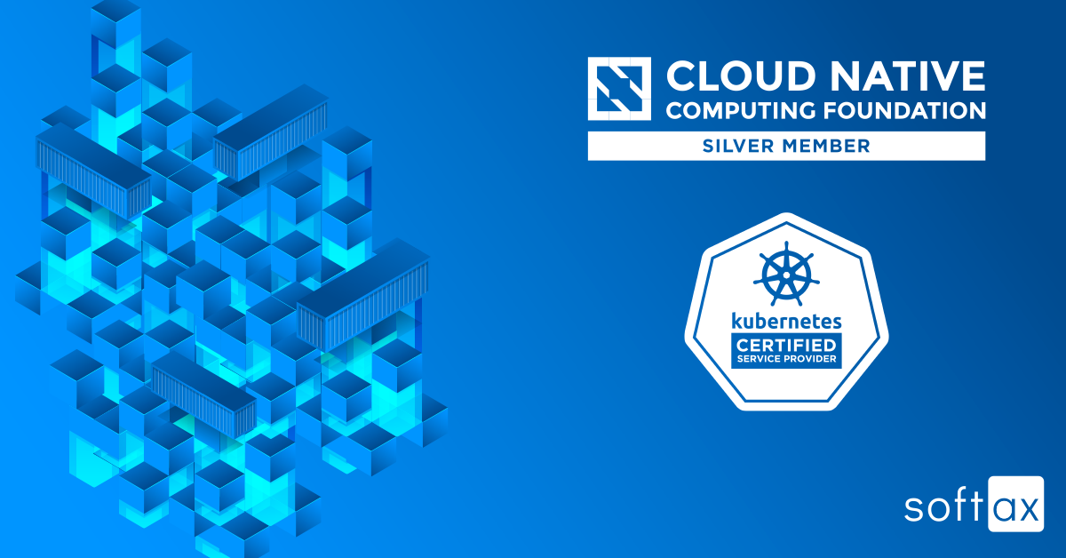 We joined the Cloud Native Computing Foundation and became an official Kubernetes Certified Service Provider